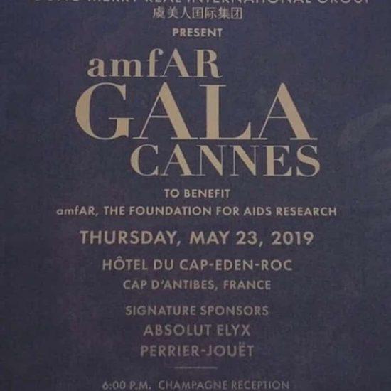 AmfAR Gala 2019 Chandelierrental 550x550