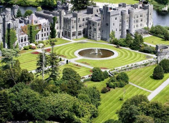 Ashford Castle 1 550x400