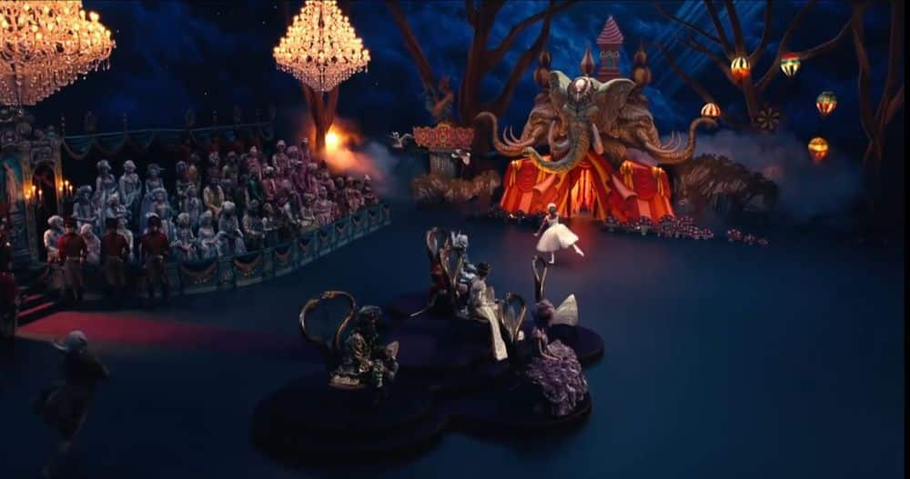 Chandelier Rental The Nutcracker And The Four Realms
