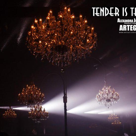Chandelier Rental Tender Is The Night 4 550x550