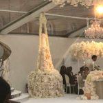 White Wedding Blemheim Palace 6 150x150